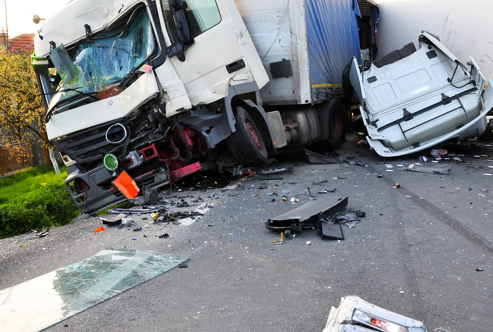 Semi Truck Accidents / 18 Wheeler Accidents - Dr. B