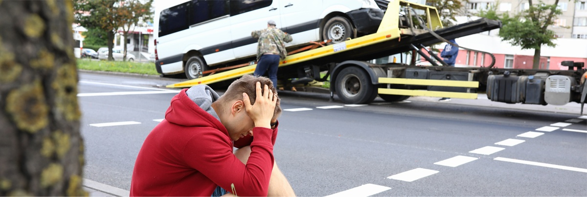 Delivery Truck Accidentes
