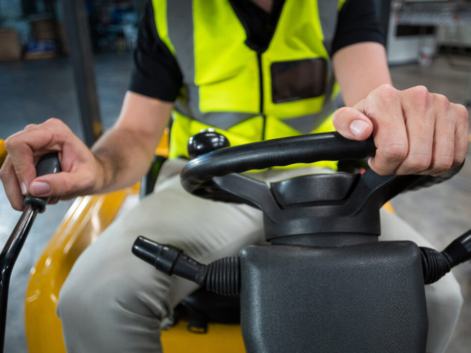 Forklift and Loading Dock Accidents
