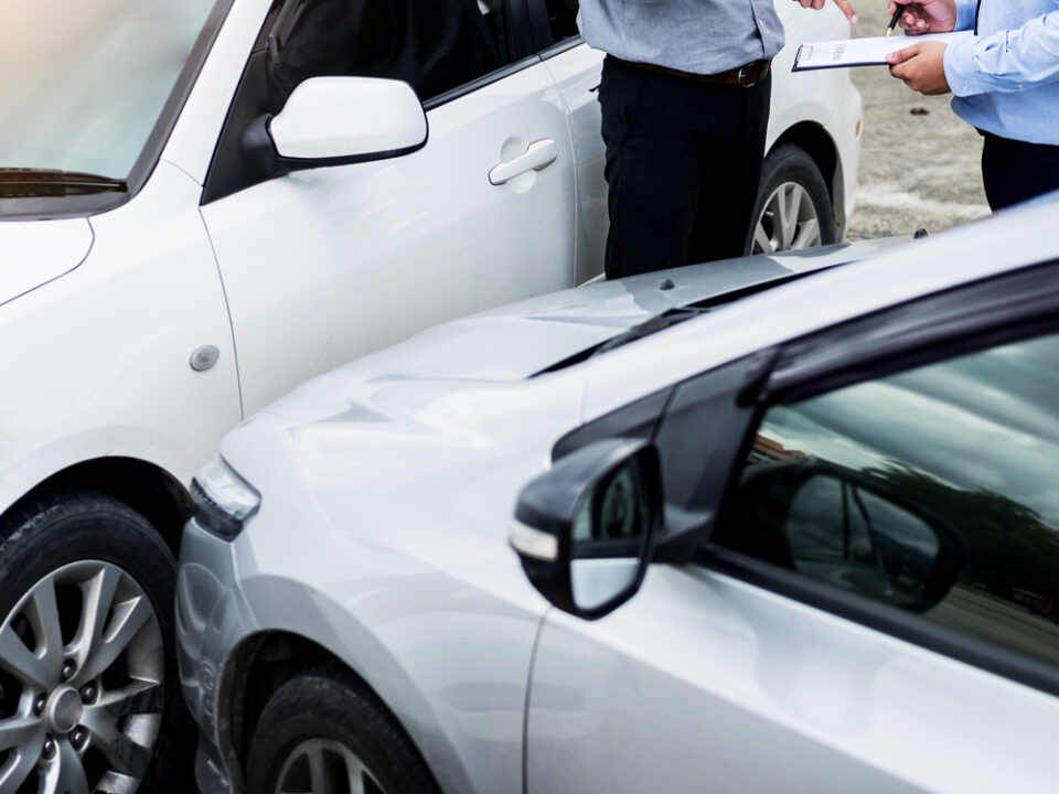 What should I do immediately after a car accident?